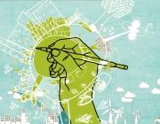 La Universitat de Girona oferta un postgrau per la Transformació Social Sostenible (imatge: transicionsostenible.com)