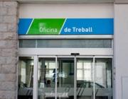 Imatge d'una oficina del Servei d'Ocupació de Catalunya