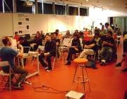 Treball grupal, medialab-prado, flickr