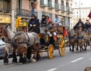 Tres Tombs a Barcelona