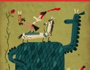 Portada de la revista Tretzevents d'abril de 2011