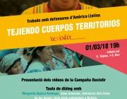 Tejiendo Cuerpos Territorios: Trobada amb defensores d'Amèrica Llatina