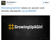 #GrowingUpAGirl evidencia el rols de gènere a Twitter