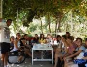 Formació per a projectes de voluntariat internacional.