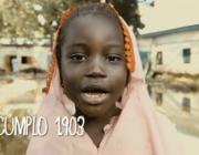 """Clip extret del vídeo de la campanya """"Cumpledías"""". Font: UNICEF"""