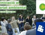 Curs d'iniciació al voluntariat ambiental