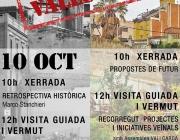 Visita guiada pel barri de Vallcarca (imatge:ESFA)