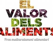 """imatge de la campanya contra el malbaratament alimentari """"El valor dels aliments"""" de l'ANG (imatge; naturalistes.org)"""