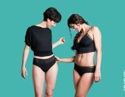 Cocoro, les calces que absorbeixen la regla / Foto: Femmefleur