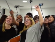 Taller de vídeo teràpia amb l'associació Self-education