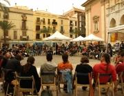 Imatge de l'Assemblea de la 2na Trobada de Casals i Ateneus a Vilanova