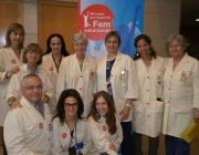 Voluntariat en l'àmbit de la salut.