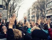 Volem acollir. Font: Ajuntament Barcelona (Flickr)