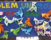 Volem un món en pau. Font: ONG Dagua