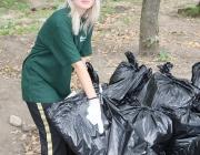 Voluntariat ambiental. Font: Umbrela Verde (flickr)