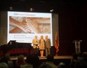 La Fundació Comtal va ser la guanyadora del XXII Premi Voluntariat.