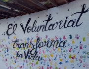 El voluntariat transforma la vida
