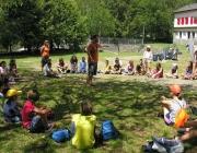 Gestió de persones voluntàries i treballadores.   Font: Fundació Pere Tarrés