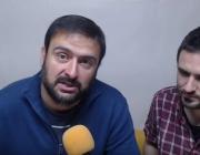 Jauma Albaigès i Xavier Aranda, al webinar sobre eines de gestió per a entitats Font: