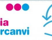 Logotip de la Xarxa d'Intercanvi i solidària de Sarrià-Sant Gervasi. Font: Xarxa d'Intercanvi i solidària de Sarrià-Sant Gervasi