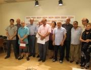 Presentació de la Xarxa d'Acció Solidària