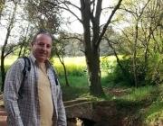 Xavier Martí és el president de l'Associació Hàbitats (imatge: Xavier Martí)