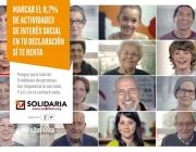 Una imatge del web de la campanya