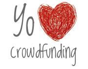 """Logotip de la campanya """"Yo apoyo el crowdfunding"""" o #yocrowdfunding"""