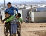 Nens refugiats. Font: Youtube