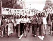 Dones en lluita. Font: Vilaweb