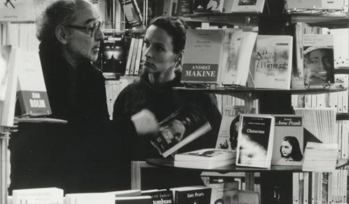 Anne-Marie Miéville amb Godard