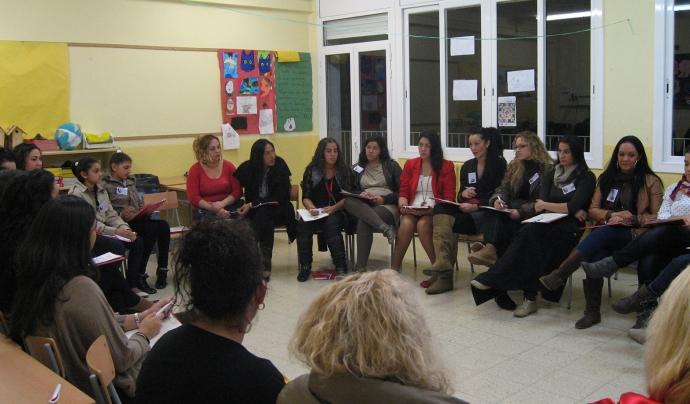 Membres de l'associació en una de les activitats d'aquest any Font: Associació gitana de dones Drom Kotar Mestipen