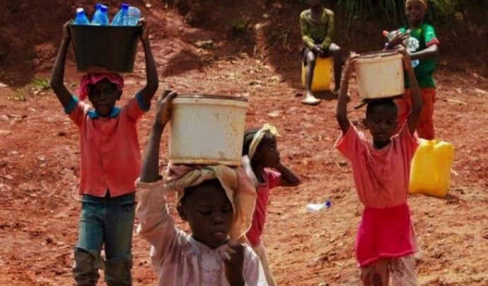 Angola està considerat un dels països més pobres del món Font: Mans Unides