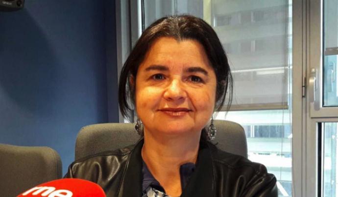 Marta Segú és directora de la Fundació Probitas Font: RNE