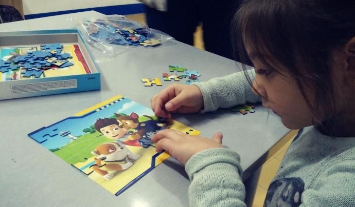 Activitats de lleure per infants del Moviment Quart Món. Font: Moviment Quart Món