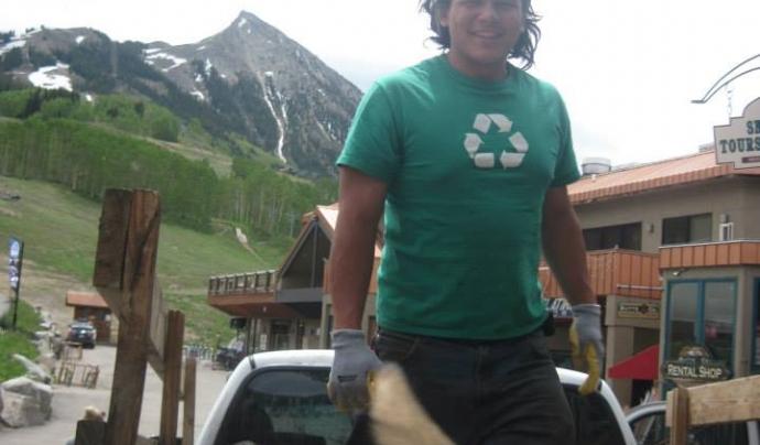 Dara Lor, fundador. Font: Summit Greasecycling.