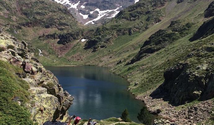 Ruta de muntanya / Font: Minyons Escoltes i Guies de Catalunya