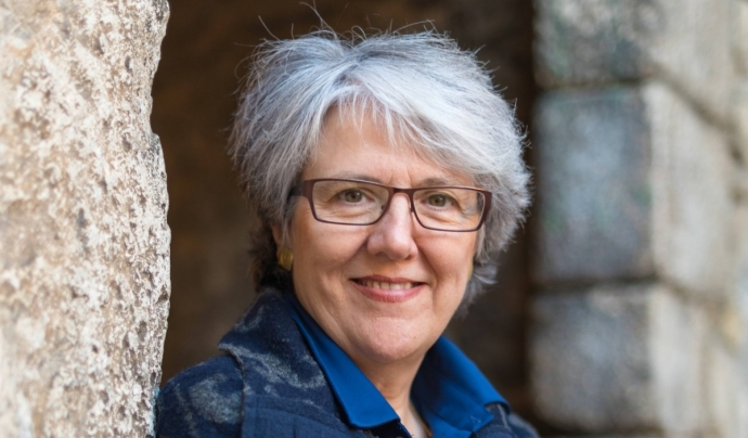 L'escriptora Maria Mercè Roca participarà a la 13a edició de la Nit del Voluntariat de Girona.