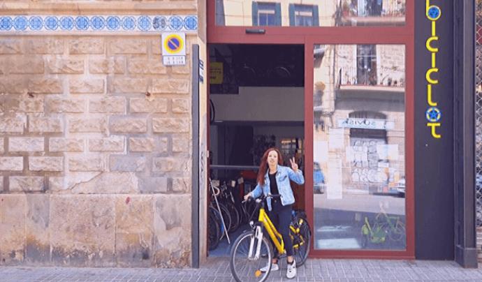 Biciclot oferexi bicicletes a tot el personal sanitari que les demani per poder-se desplaçar. Font: Biciclot