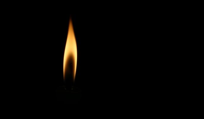 Llum d'una espelma