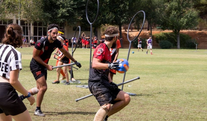 Font: Barcelona Eagles Quidditch