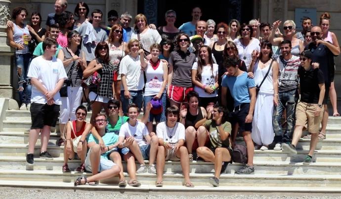 Oàsis, Colònies d'estiu per a adolescents LGTB / Foto: Associació Candela