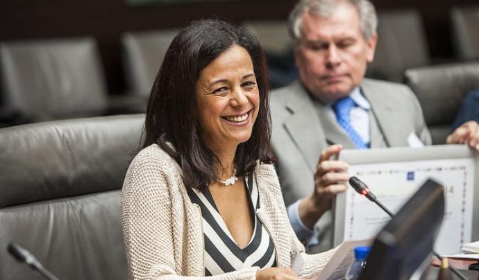 Valdenia Paulino, advocada i activista contra l'exclusió social al Brasil
