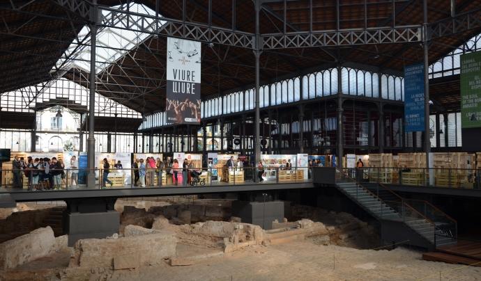 Imatge del Marketplace 2014                   Font: Projecte Home Catalunya