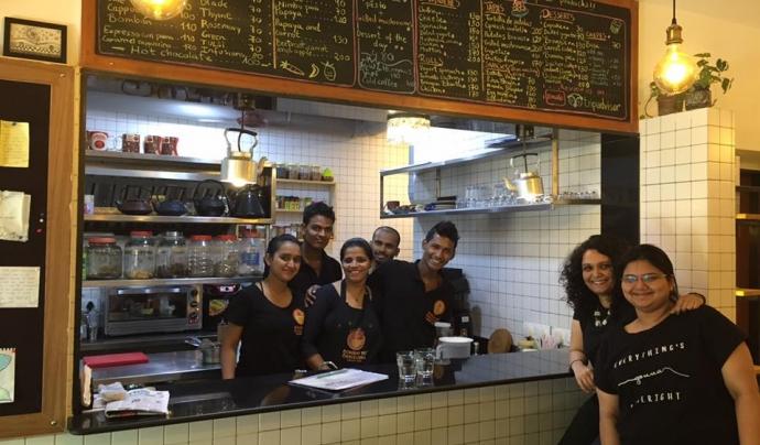 Bombay to Barcelona fomenta l'ocupació de joves en exclusió social