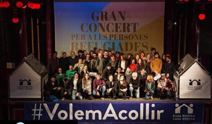Campanya Casa nostra, casa vostra / Foto: Oriol Barri