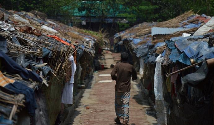 Els rohingyes, una minoria ètnica perseguida a Myanmar. Font: European Comission DG, Flickr