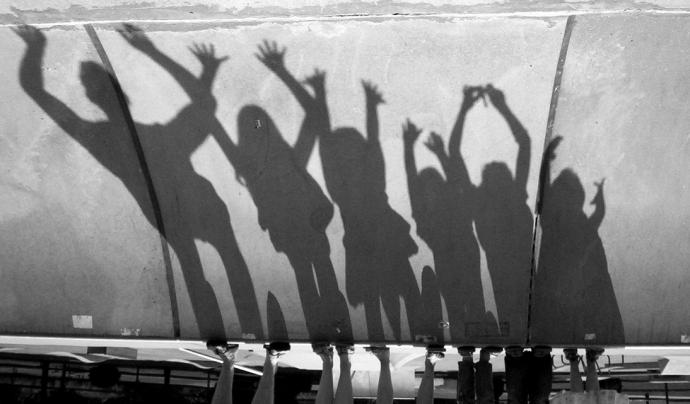 Persones.Font: Pink Shebet Photography (Flickr)