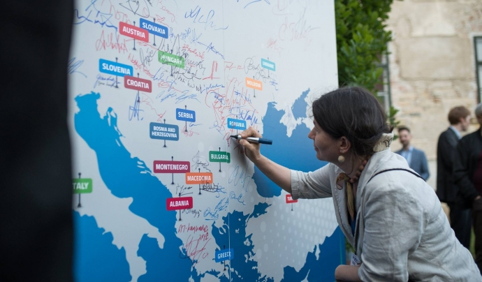 Acte de la iniciativa 'Minority SafePack' a Romania Font: Bethlendi Tamás -  Minority SafePack