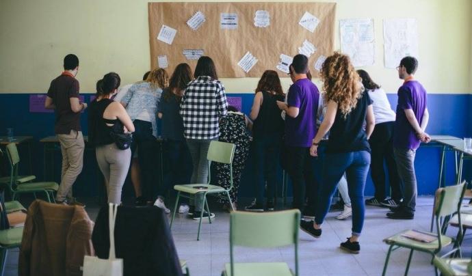 El jovent ha de tenir tota la informació per poder decidir lliurement sobre la seva vida sexual i reproductiva.  Font: Consell Nacional de Joventut de Catalunya